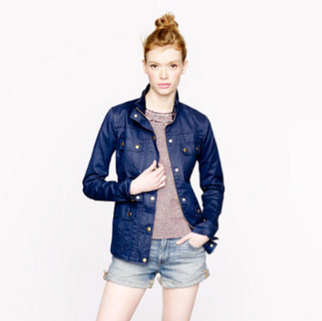 talla 7 gran venta estilos de moda 10 chaquetas lindas que te harán TAN emocionado por la primavera
