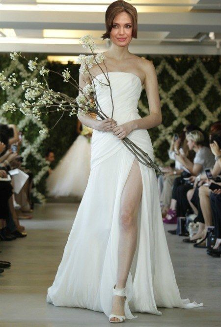Angelina Jolie S Wedding Dress You Decide What She Should Wear Part 2 White Wedding Dresses