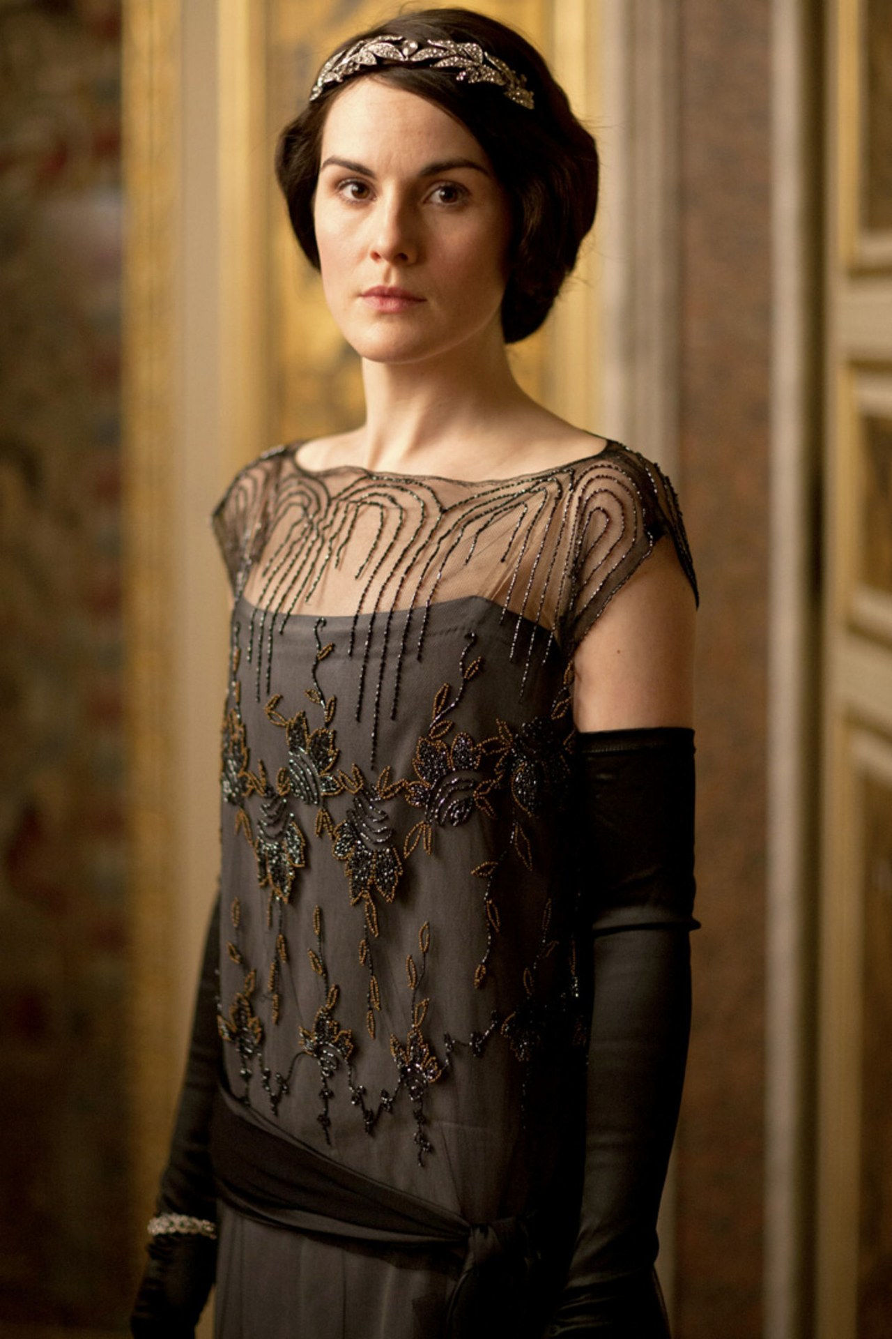Downton abbey lady mary best looks 11