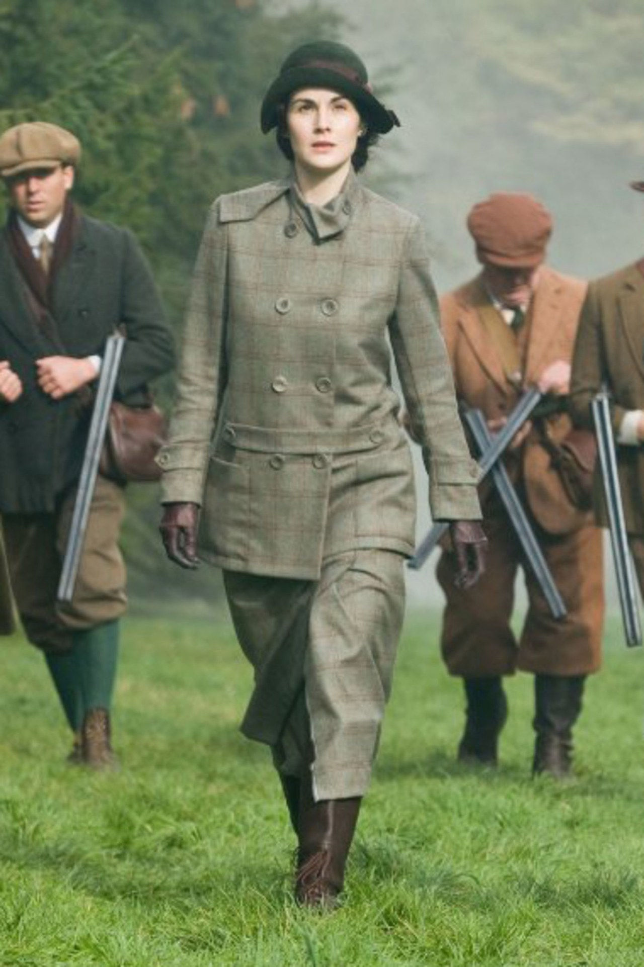 Downton abbey lady mary best looks 2
