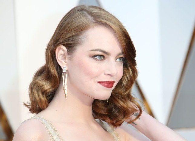 Emma Stone Hat Jetzt Das Schönste Butterweiche Platin Blondhaar