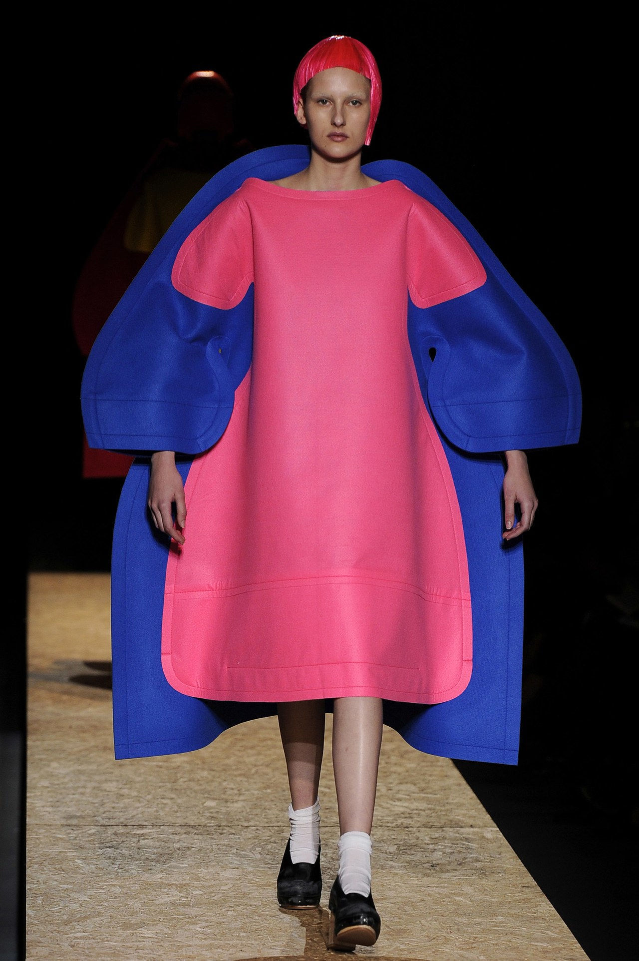 Comme des Garcons - Runway RTW - Fall 2012 - Paris Fashion Week