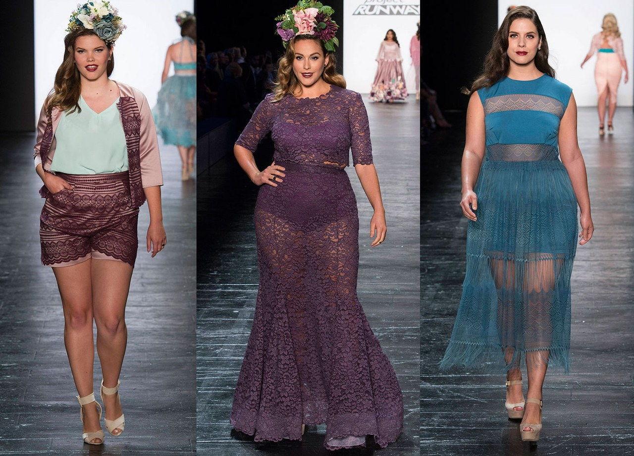 Asi Es Como La Moda De Talla Grande Logro Grandes Avances En 2015