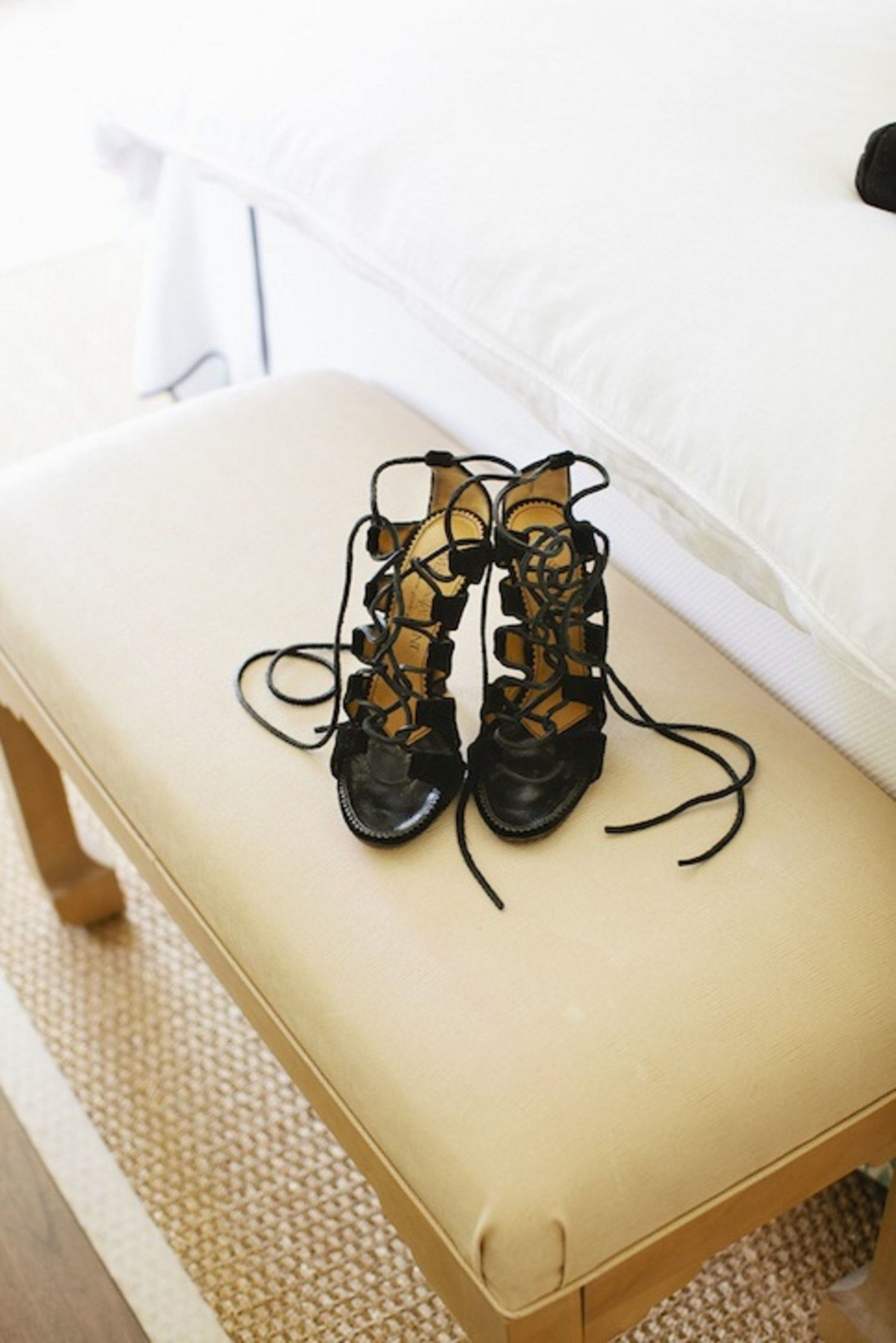 Marlene rentmeester ysl shoes