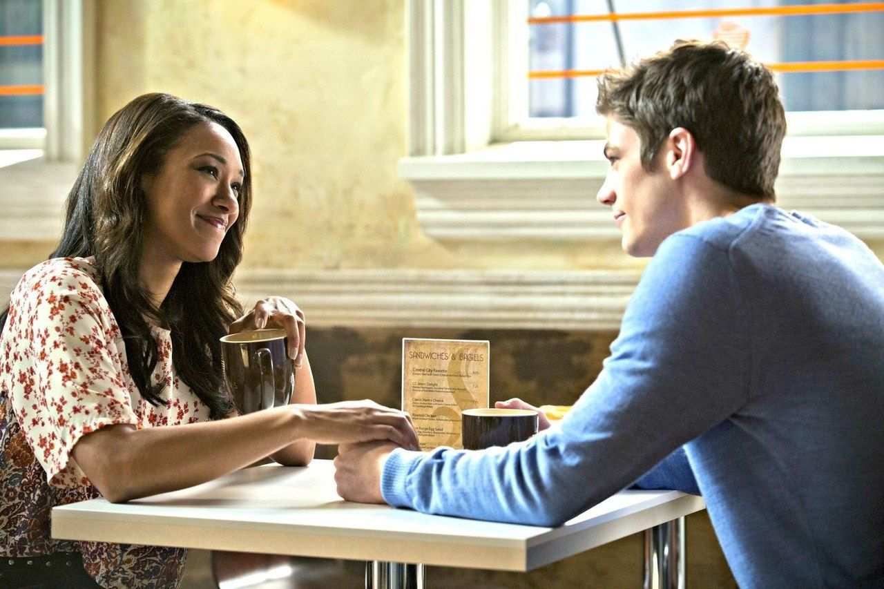 el flash candice patton grant gustin iris barry