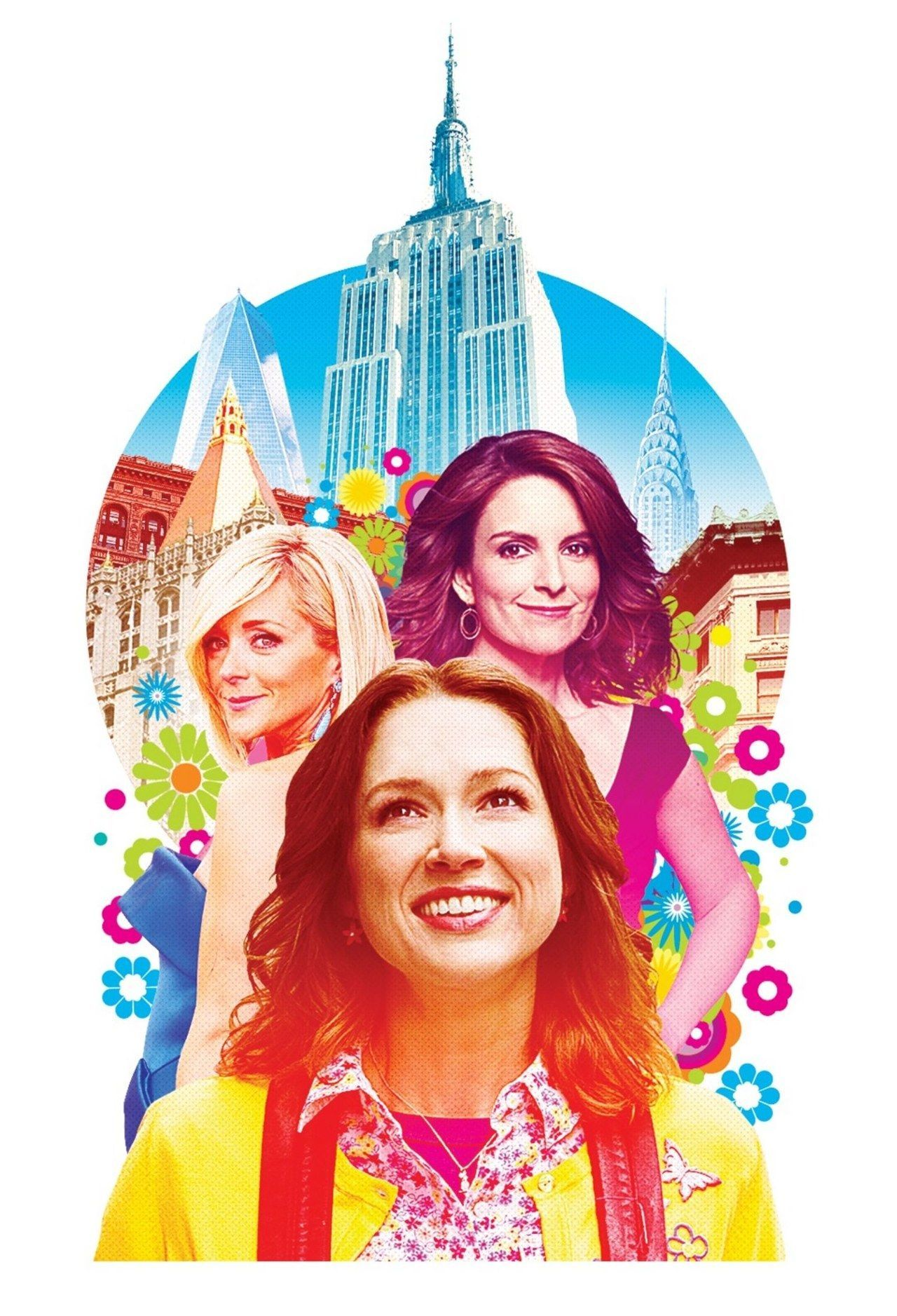 Kimmy schmidt illustration