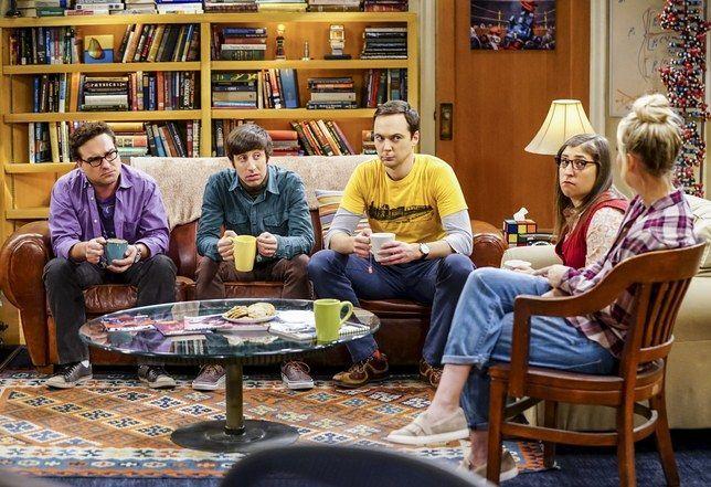 Sheldon chodí s Amy ve skutečném životě