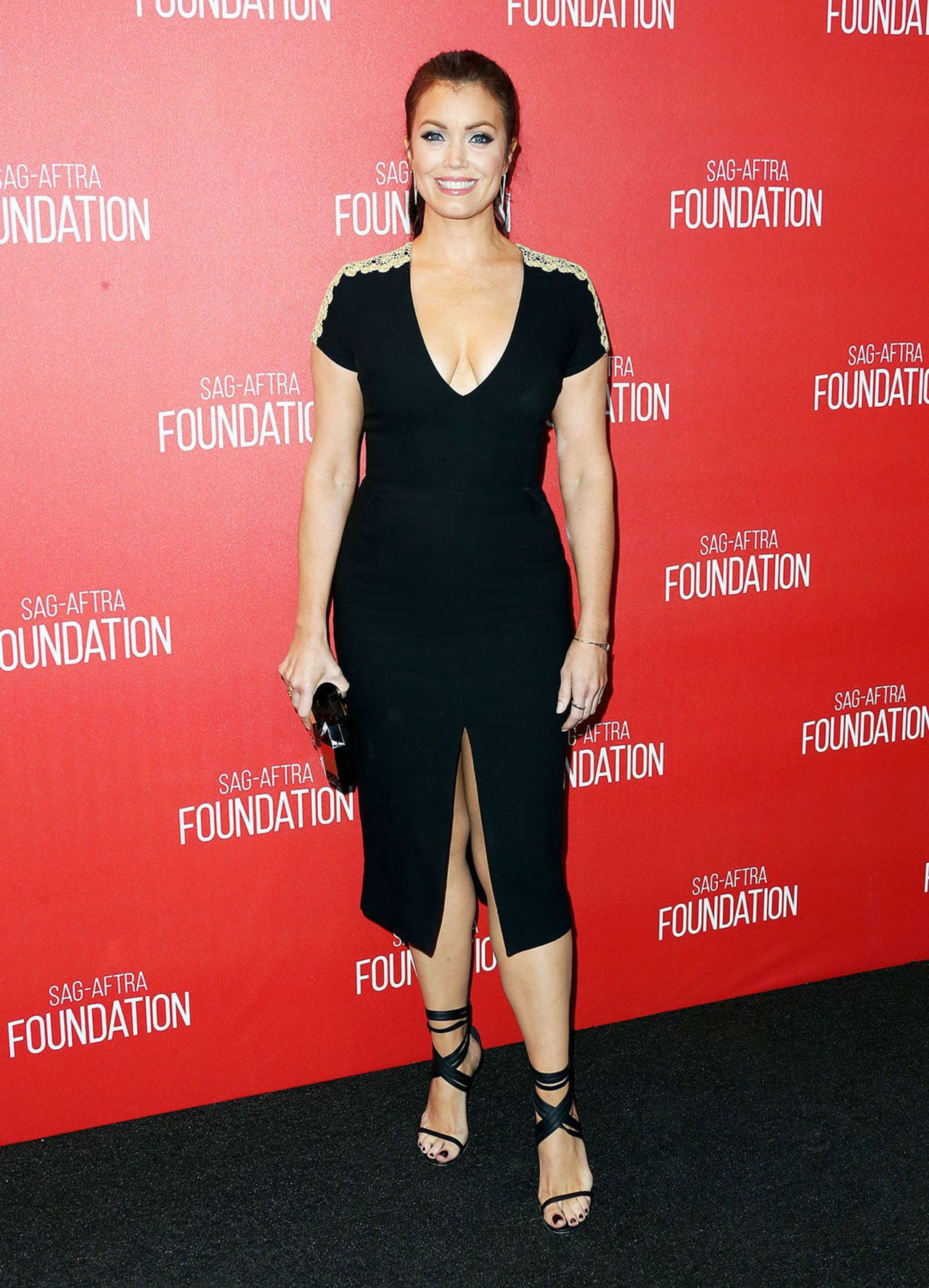 بيلامي young black dress sag 30th anniversary