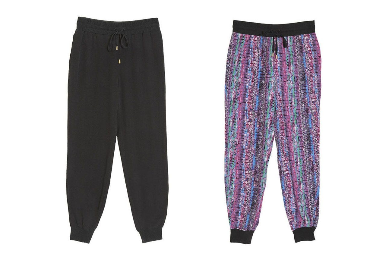 whitney port qvc sweatpants